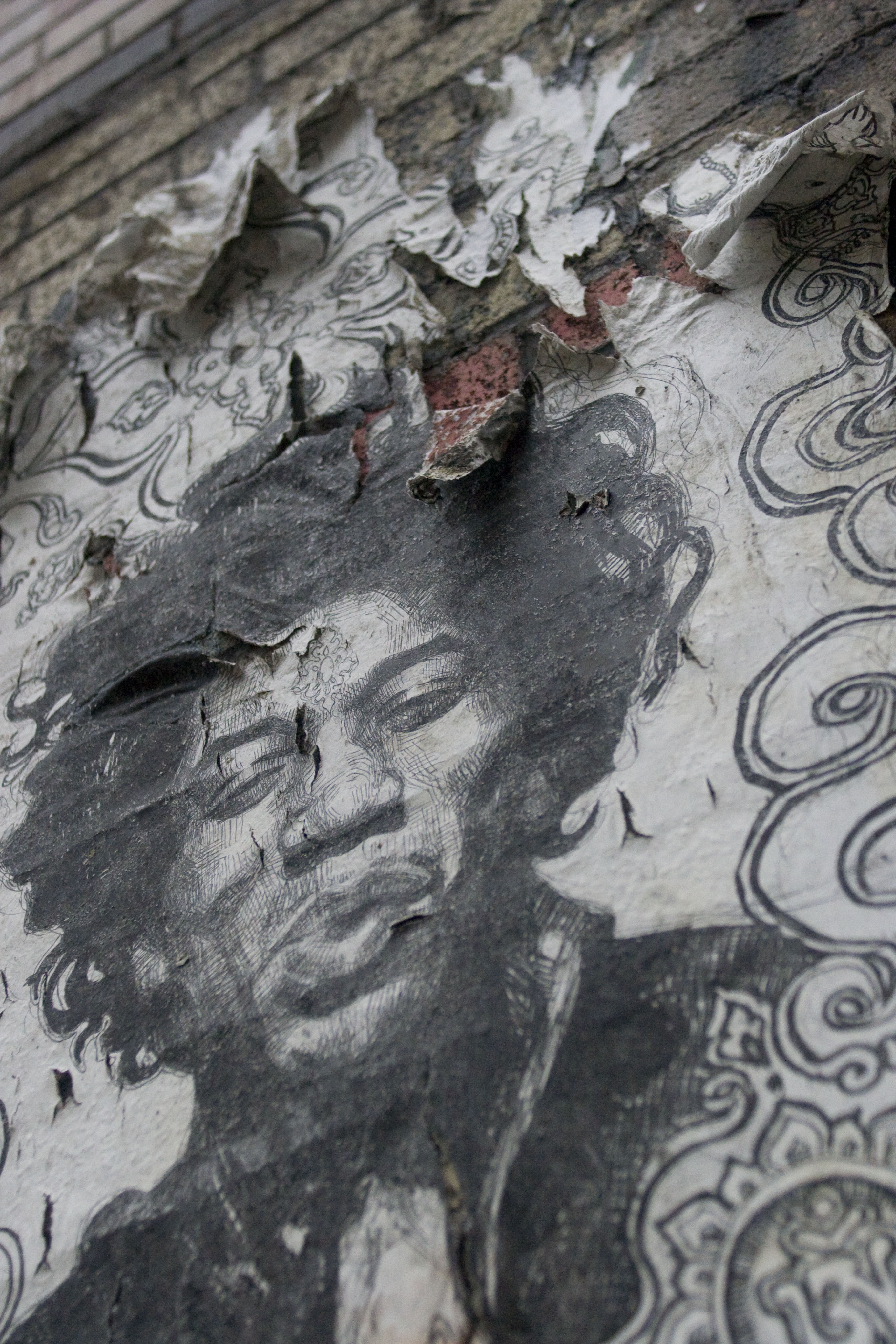 Hendrix Graffiti